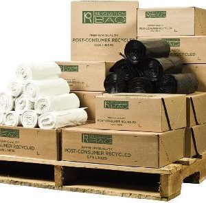 HeRCules Heavy Recycled Content Grade Can Liners